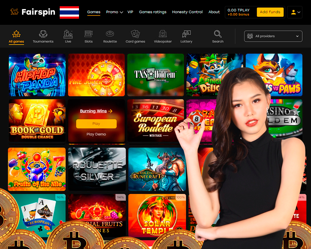 Svenska bitcoin casinon ออนไลน์